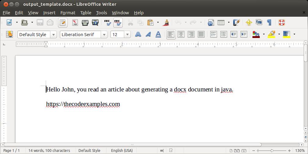 Create word docx java apache poi youtube.